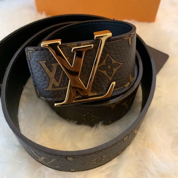 dbb9e4529d3 Louis Vuitton x Supreme Belt NWT